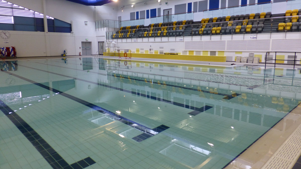 Rochdale Leisure Centre Swimming Pool Link4life