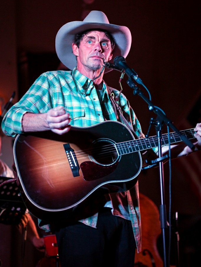 Rich Hall's Hoedown at Middleton Arena on 9 June 2018