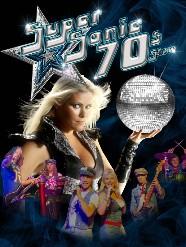 The Supersonics 70s Show at Middleton Arena on 18 May 2018