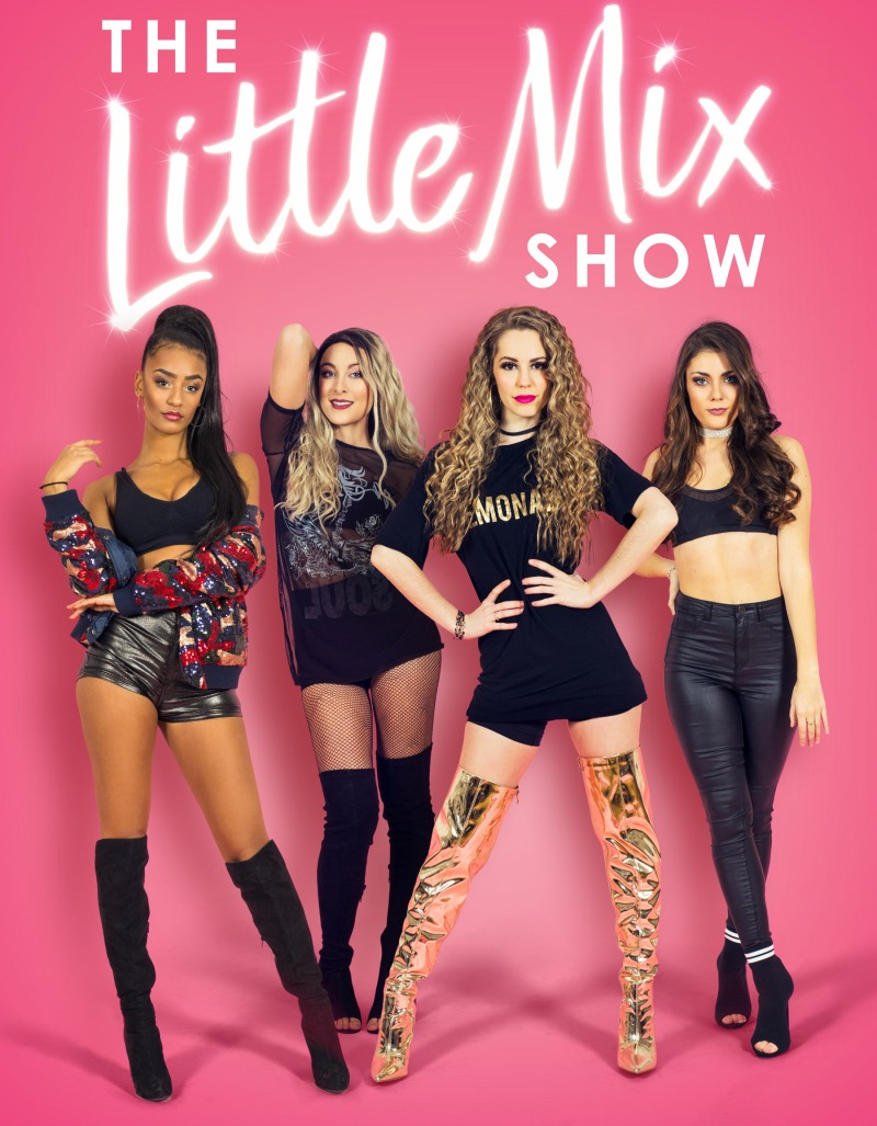 The Little Mix Show group poster
