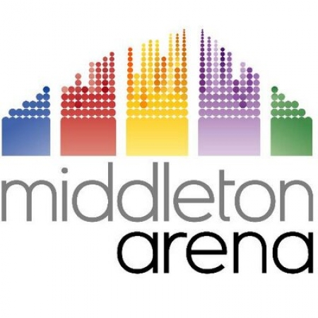 Middleton Arena Events - Link4Life (Rochdale)