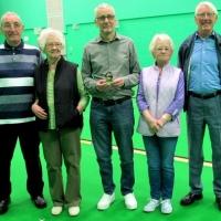Ladybarn Group B End of Season winners