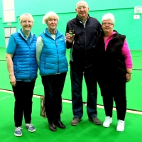 Norden Group C End of Season Competition winners